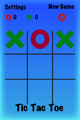 Screenshot tic Tac Toe Fun